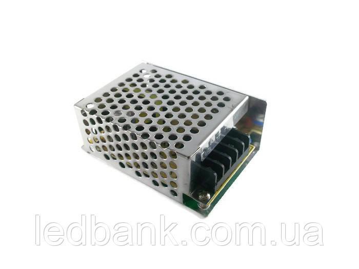 Блок питания для светодиодной ленты 25 Вт 12V LQ-25-12