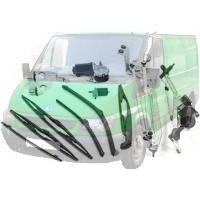 Система очистки окон и фар Ford Transit 2000-2006