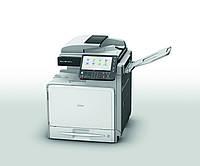 Цветной МФУ Ricoh MP C401ZSP высокого качества. Авто подача оригиналов. Цветной принтер/сканер/копир.