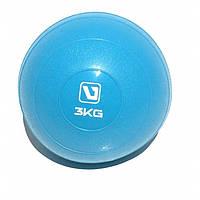 Медбол LiveUp SOFT WEIGHT BALL 2 кг