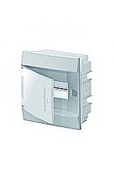 Mistral IP41 шкаф встроенный, 6 модулей, непрозрачная дверь