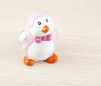 Розовый пингвин 60х40мм