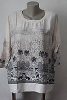 Блузка женская штапельная 3