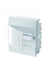 Mistral IP41 шкаф встроенный, 8 модулей, непрозрачная дверь