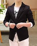 Стильний блейзер для хлопчика, фото 6