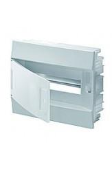 Mistral41F шкаф встроенный, 12 модулей, непрозрачная дверь