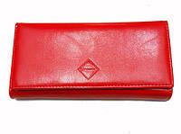 Кошелек Gosseor DW-115 красный женский из искусственной кожи
