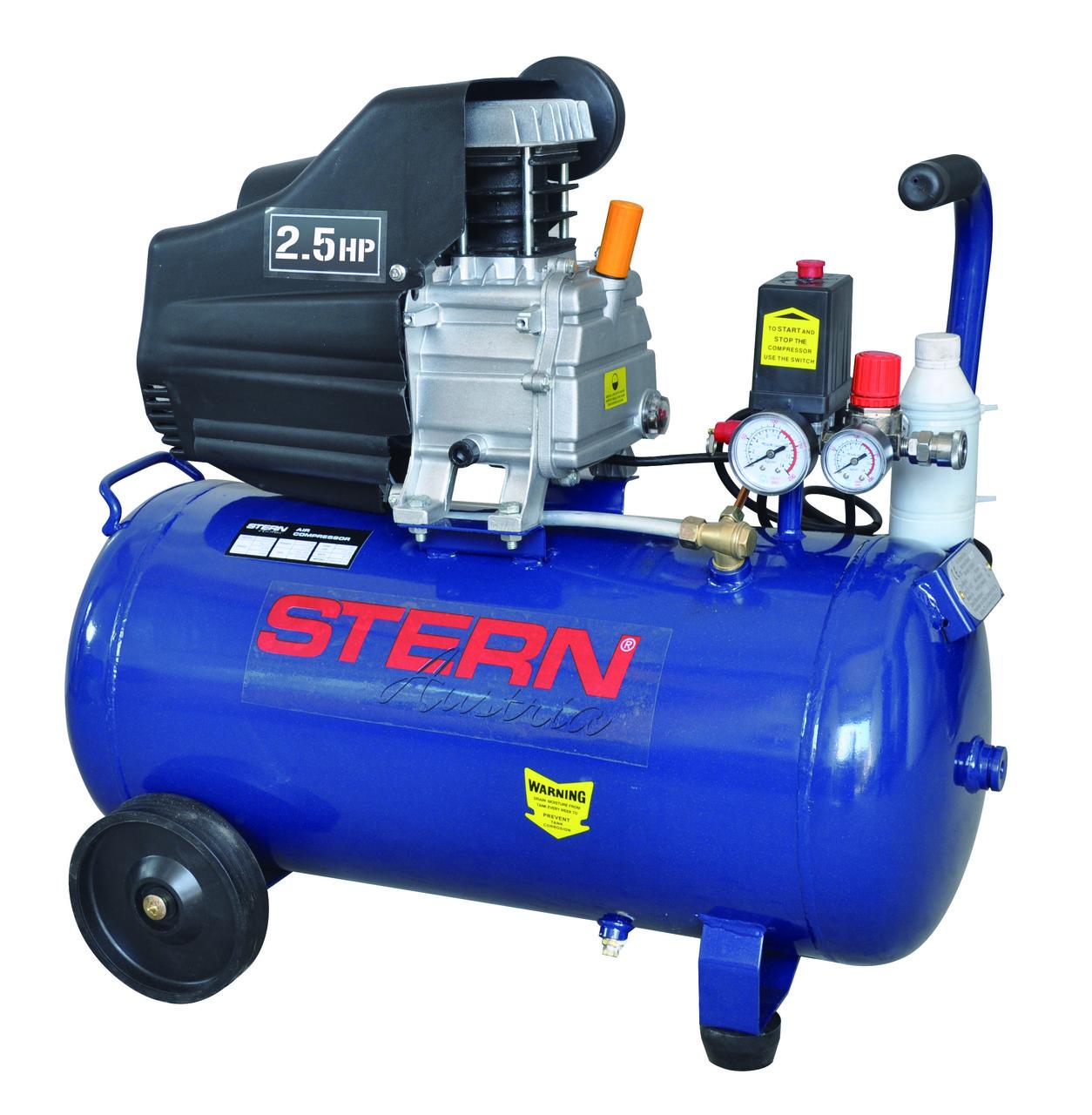 Компрессор Stern CO-2050D (1,8 кВт, 140 л/мин, 50 л)