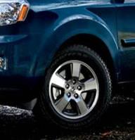 Диск колесный литой для Honda Pilot (оригинал) 42700-SZA-A12
