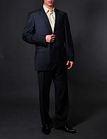 Мужской черный костюм  - GFF Studio