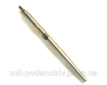 Ручка Parker Jotter 13 332 TR с гербом Украины Трезубом, фото 2