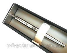 Ручка Parker Jotter 13 332 TR с гербом Украины Трезубом, фото 3