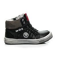 Высокие демисезонные кроссовки для мальчика, фото 1