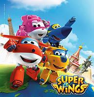 Игрушки Super Wings / Супер крылья Джет и его друзья.
