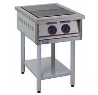 Плита электрическая промышленная 2-х конфорочная ПЕ-2В