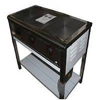 Плита электрическая промышленная 3-х конфорочная ПЕ-3 Н