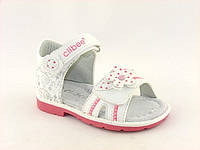 Босоножки, сандалии ортопедические на девочку р.21 ТМ Clibee (Румыния)
