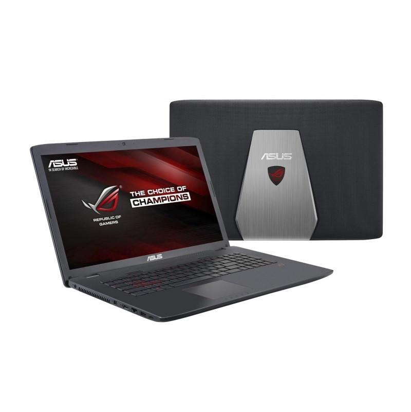 Ноутбук ASUS Rog GL752VW (GL752VW-T4053T)