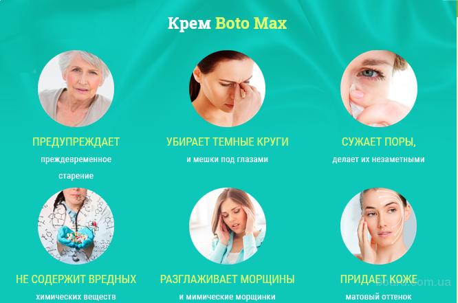 «BOTO MAX» крем-спрей с эффектом ботокса