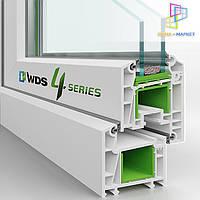 Окна WDS 4 Series Киев недорого, фото 1
