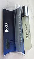 Мини парфюм Hugo Boss Boss Bottled Night 20 ml в ручке