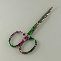 Ножницы маникюрные SPL изогнутые., фото 1