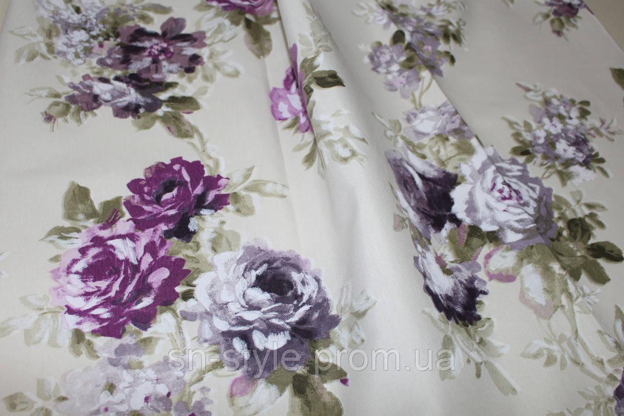 Ткань для штор Sofi акварель