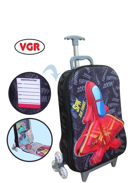 Дитячі дорожні валізи на колесах