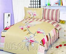 Комплект постельного белья  le vele сатин размер евро  IRIS