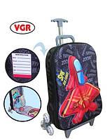 Детский дорожный чемодан Самолет JO