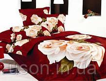 Комплект постельного белья  le vele сатин размер семейный STRAST