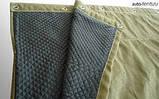 Брезентовые шторы с кольцами, фото 2