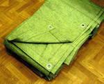 Брезентовые шторы с кольцами, фото 5