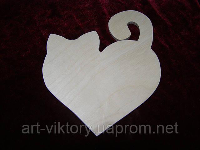 Кішка - серце