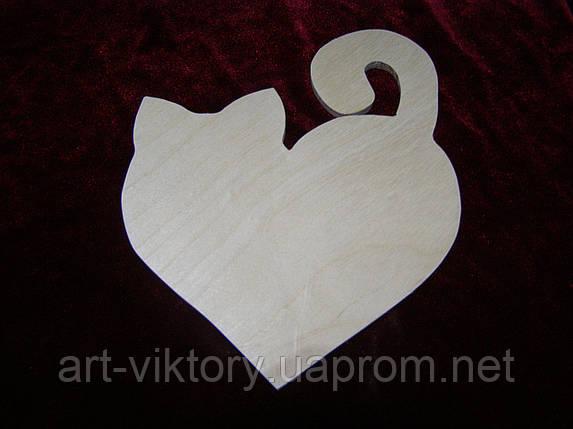 Кішка - серце, фото 2