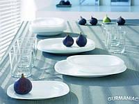 Столовый набор посуды Carine White 19 приборов