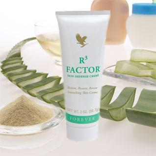 Омолаживающий крем для кожи R3 фактор