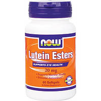 NOW Лютеин Lutein 10 mg (60 softgel)