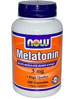 Мелатонин для сна Melatonin 3 mg (60 caps)