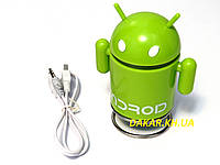 FM приёмник MP3 плеер FM/USB робот Android, фото 1