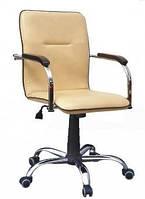 Кресло Самба RC GTP хром кожзам Скаден, фото 1