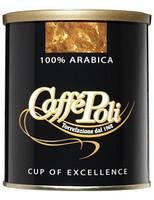 Кофе Caffe Poli Mokka Arabika 0.250 г молотый ж/б - Кофе Поли оптом и в розницу Coffeeopt