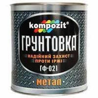 Грунтовка ГФ 021 Kompozit 12кг