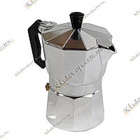Гейзерная кофеварка «Moka» - 3 порции, фото 1