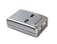 2-0265. USB auto sharing на 2 гн.USB B, MT-SW221