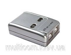 03-01-091. USB auto sharing Свич на 2 гнезда USB (B), MT-SW221