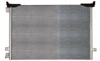 Радиатор кондиционера Renault Trafic 2001- (610*441*16мм по сотах) KEMP
