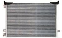 Радиатор кондиционера Renault Trafic 01-> 610*441*16 7700312901