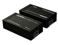 02-04-46. Устройство для передачи HDMI по кабелю витая пара до 30 метров