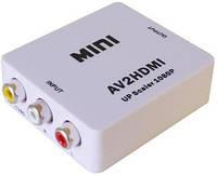 2-0204. Конвертор RCA в HDMI (RCA-HDmn)